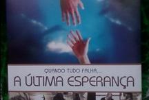 A Última Esperança.  / Sábado 20 de abril de 2013, foi o dia de entregar o DVD com a Série A Última Esperança, baseada nas 7 igrejas do Apocalipse com Pr. Luís Gonçalves da Igreja Adventista.