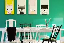 Dining room @arredfacile