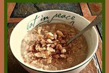 Breakfast Recipes / by True North Fitness/Spartan SGX Training Program