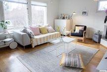 Olohuone / Olohuone on kodin sydän. Katso ja löydä inspiraatiosi käyttäjiemme kodikkaista olohuonekuvista. Tervetuloa meille! www.styleroom.fi