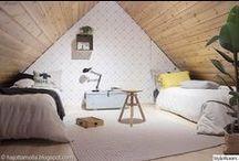 Makuuhuone / Hyvää yötä ja huomenta! Täältä löydät käyttäjiemme ideoita siihen, miten makuuhuoneesta saisi mahdollisimman viihtyisän ja tunnelmallisen. StyleRoom on verkkoyhteisö kaikille kodinsisustajille. Tule mukaan ja jaa omat ideasi! www.styleroom.fi