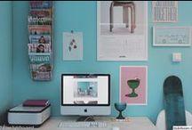 Inspiroivat pastellit / Tervetuloa meille! Pastellivärit voi ujuttaa sisustukseen mukaan monella eri tapaa. Tule mukaan – jaa inspiraatio! -> www.styleroom.fi