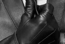 Leather / Leather clothing for men