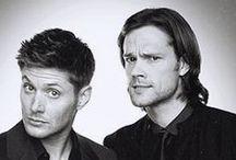 Supernatural ♥ / The spn show is my life, #destiel4ever, Jensen ♥