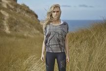 Kolekce pro jaro/léto 2015 / Kolekce běžeckého a sportovního oblečení pro jaro/léto 2015 pro ženy.