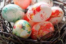 Pääsiäinen / Koristele kotisi pääsiäisen väreihin! Täältä löydät kuvia pääsiäiskoristeista sekä ihania ideoita pääsiäisaskarteluun. StyleRoom on verkkoyhteisö kaikille kodinsisustajille. Tule mukaan ja jaa omat ideasi! www.styleroom.fi