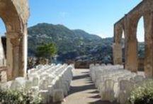 Wedding Location Ischia / Wedding Ischia, matrimoni da favola in location uniche con allestimenti  esclusivi e personalizzati, ampia gamma di partner locali per rientrare in qualsiasi budget gli sposi chiedano.