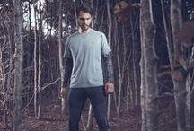 Pánské sportovní oblečení pro podzim a zimu 2015 / Nová kolekce od Newline