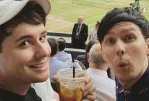 Daniel and Phil