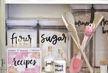 Organization / Ideas, inspiration, and DIY for a well organized home, office, and life.
