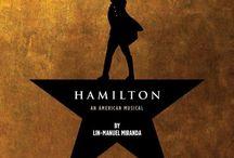 Hamilton / BEST MUSICAL EVER