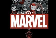 Marvel (including the actors)