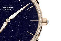 Tonda 1950 Galaxy / The milky way is embedded in the dial of the Tonda 1950 Galaxy.