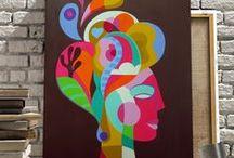 Rogerio Pedro / #illustration #graffiti #painting #art #arte