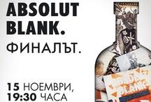 ABSOLUT BLANK, Bulgarian artists