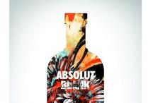 ABSOLUT BLANK, global artists / Глобално движение, в което ABSOLUT е катализатор на една креативност от ново поколение. Легендарната бутилка, претворена в бяло платно, вдъхновява творци от цял свят да запълнят съдържанието й с помощта на въображението си. 20 творци показват различни изкуства – графика, живопис, скулптура, режисура, digital art…  Повече информация на http://www.facebook.com/AbsolutVodkaBulgaria  А с всеки repin на любимата си визия до 15 ноември, трима от вас имат шанса да я спечелят като плакат.