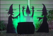 Halloween! / Halloween decorations, sweets, costumes, and spooky ideas for the season.