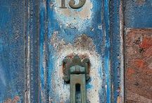 Doors / by TheEmbellishedCottage