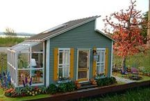 Dream Home / Someday I want to live in a Tiny House built by my own hands / by Madeleine