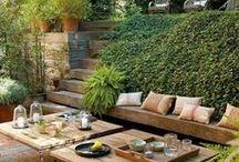 Terraza / Muebles y decoración de terrazas