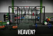 Fitness / Crossfit and weightlifting