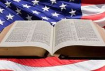 One Nation Under God / For, we are truly one Nation under God.