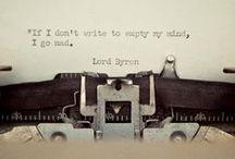 . writing