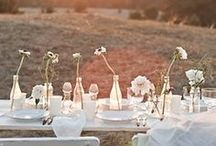 s l o w  w e d / slow wedding decor by slowdekor
