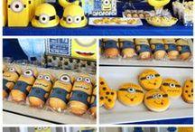 Kids's Birthday celebration ideas