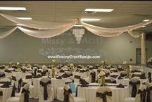 Encore and The Chartiers Room / Encore Event Design is a preferred vendor with the Chatiers Room located at 370 Commercial Street Bridgeville, PA 15017.  Let us transform their venue for your next event!  www.encoreeventdesign.com