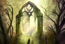 Sorcellerie et magie / d'ici à Avalon, magie, sorcellerie, spiritualité, beauté du monde, divinité... un peu de mon monde et certainement du votre!