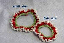 Kids size Scrunchie / Japanese handmade kawaii shushu / Kids size Scrunchie