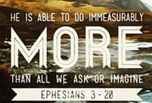Bible Verses We Love / King James Version Bible verses to inspire you.