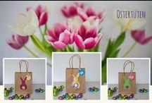 Ostern / Ostern, Dekorationen, Frühling