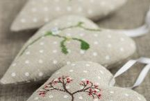 Christmas time! / It's Christmas time! Great projects and ideas for presents and decorations.