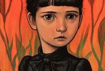 Great illustrations / Some fantastic pieces from great illustrators and artists