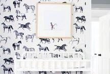 Horsey Bedroom Inspiration