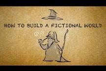 Schreiben / Tipps fürs Schreiben von Geschichten und, wie man sich seinen eigene Welt erschafft.