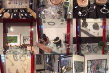 Smedestedet.dk / Smykker, abstrakt kunst, brugskunst, loppe