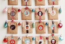 Adventskalender / Advent calendars, Adventskalender, Weihnachten, christmas
