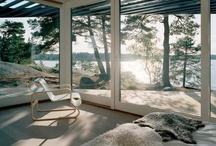 SUMMER HOUSE INSPIRATION / What our dream summer house by a Finnish lake will include