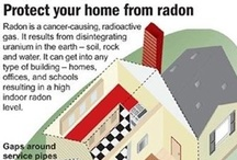 Radon Removal Tips / A group board to give viewers tips on how to deal with radon gas.