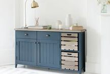 Kitchen Inspiration / Whether you're planning a big family meal, looking for nifty storage ideas or hunting for the perfect set of ceramics, here's our inspiring kitchen board!