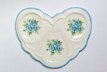 """Heart Shabby / Do what you feel in your heart to be right – for you'll be criticized anyway.""""  — Eleanor Roosevelt / by North and South Shabby -Vintage Coastal Cottage Decor"""