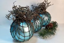 Sea Shabby Christmas / Salty Christmas treasures and assessories dripping with The oceans touch!