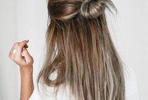 — Hair —