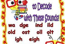Reading Worksheets for Struggling Readers / Materials on this site are designed to reinforce decoding/vocabulary skills for those who struggle to learn the word recognition process.
