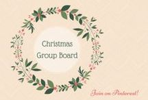 Merry Nuffie Christmas! / We created this group board for all our Nuffnang bloggers to pin their Christmas-inspired recipes, crafts, home decor, tutorials and gift guides.