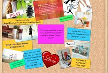 Dream Board Inspiration / Dream Board Inspiration and Ideas