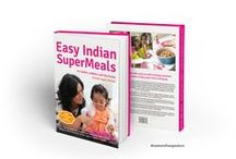 Indian-influenced Baby Food Cookbooks